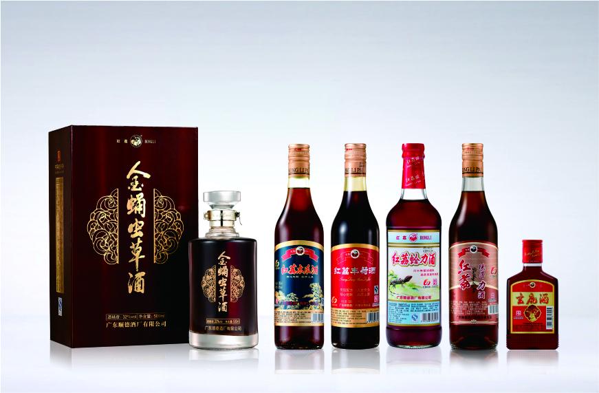 中華養生酒系(xi)列(lie)